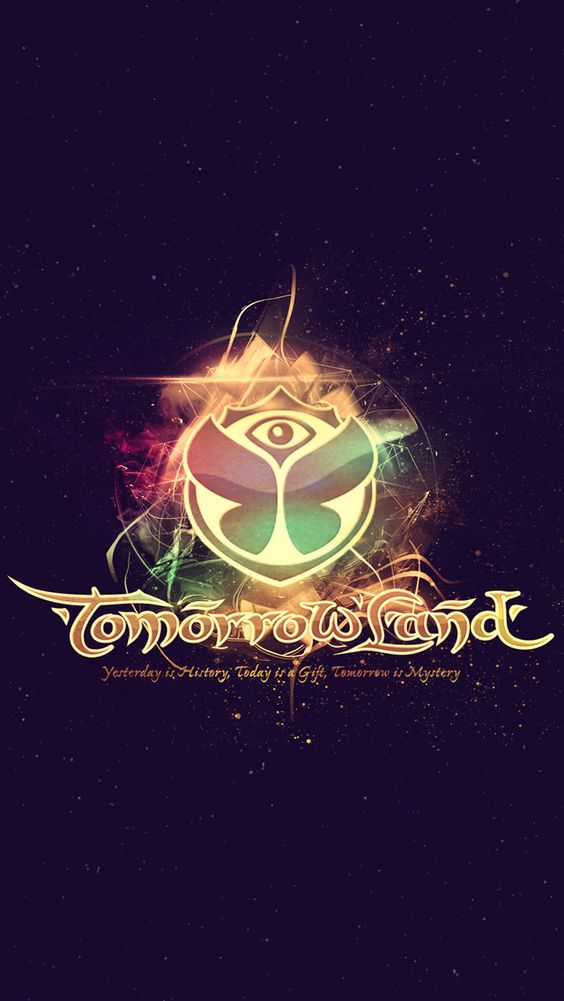 Tomorrowland Wallpaper Iphone