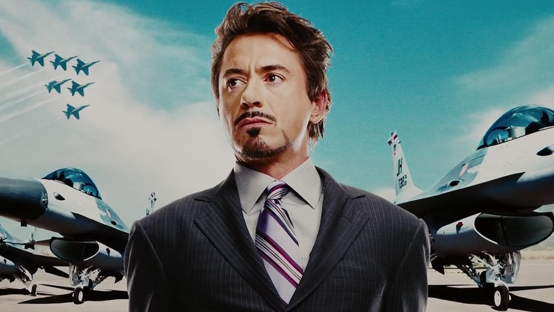 Tony Stark Wallpaper