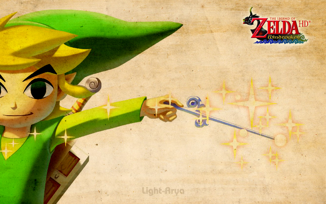 Toon Link Wallpaper
