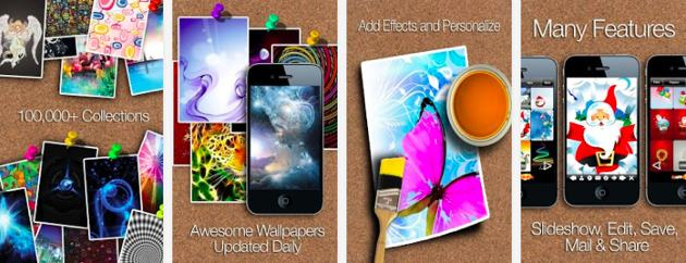 Top Wallpaper Apps