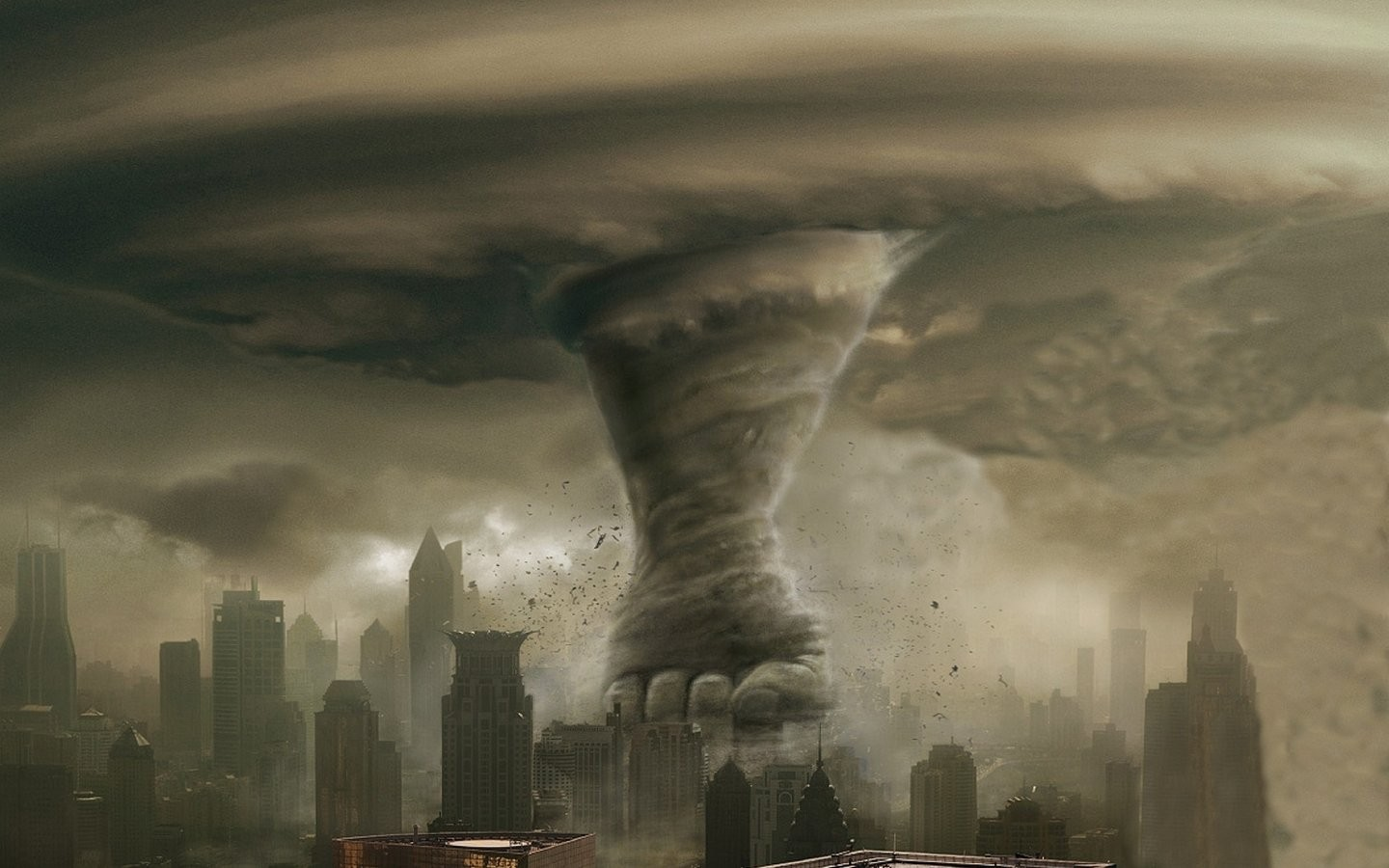 Tornadoes Wallpaper