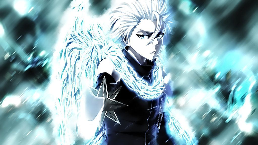Toshiro Hitsugaya Wallpapers