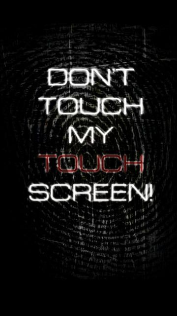 Touch Wallpaper For Mobile
