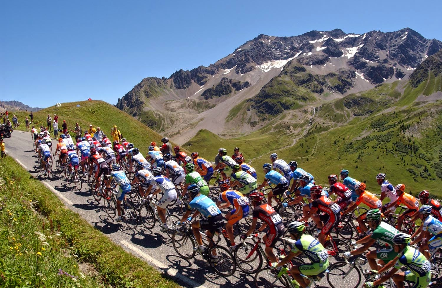 Tour De France Desktop Wallpaper