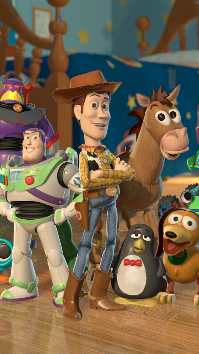 Download Toy Story Iphone Wallpaper Gallery