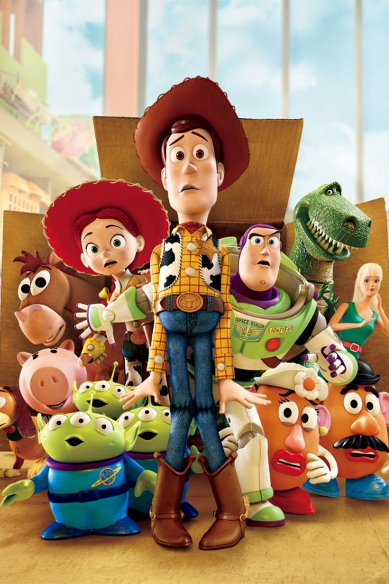Toy Story Live Wallpaper