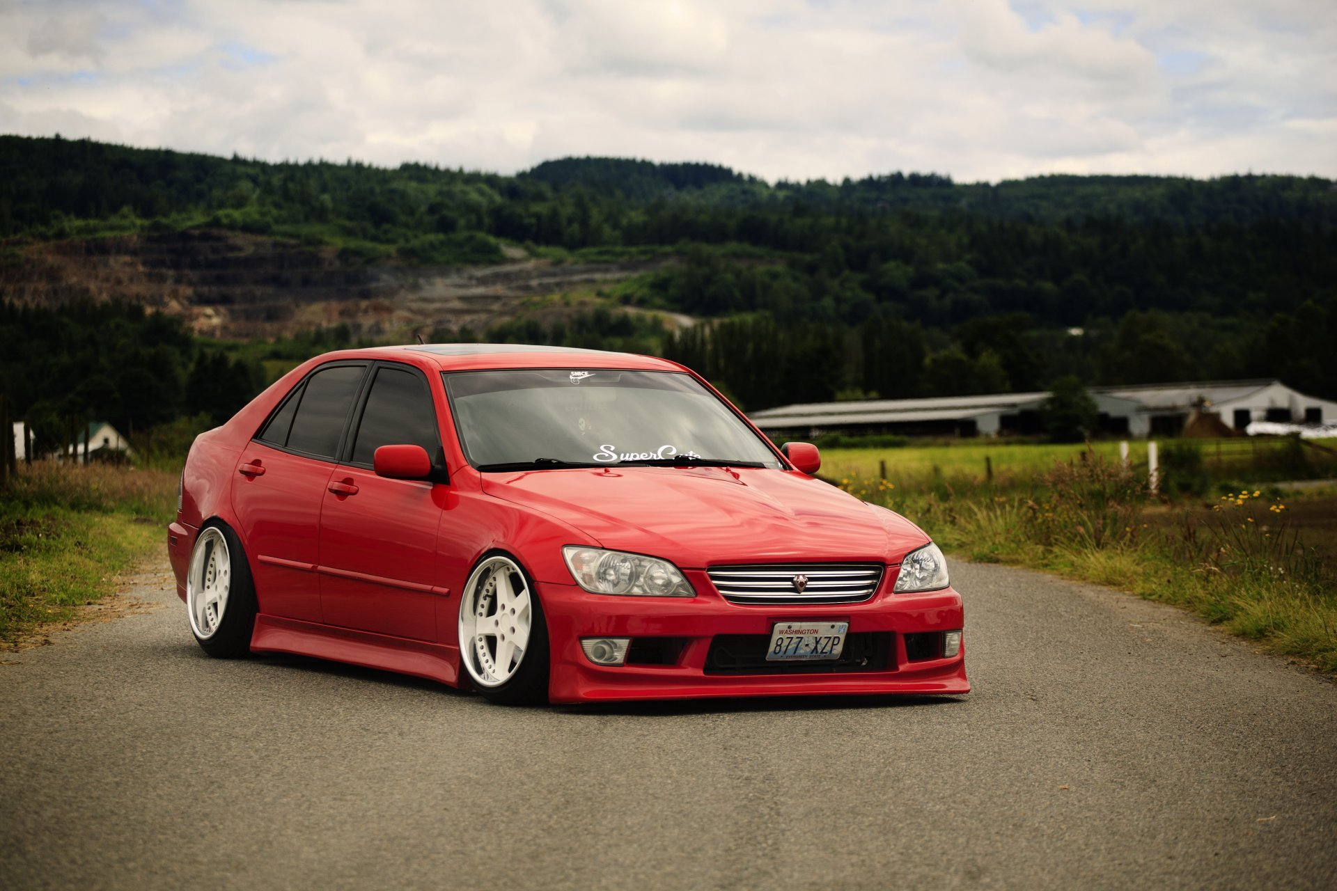 Download Toyota Altezza Wallpaper Gallery