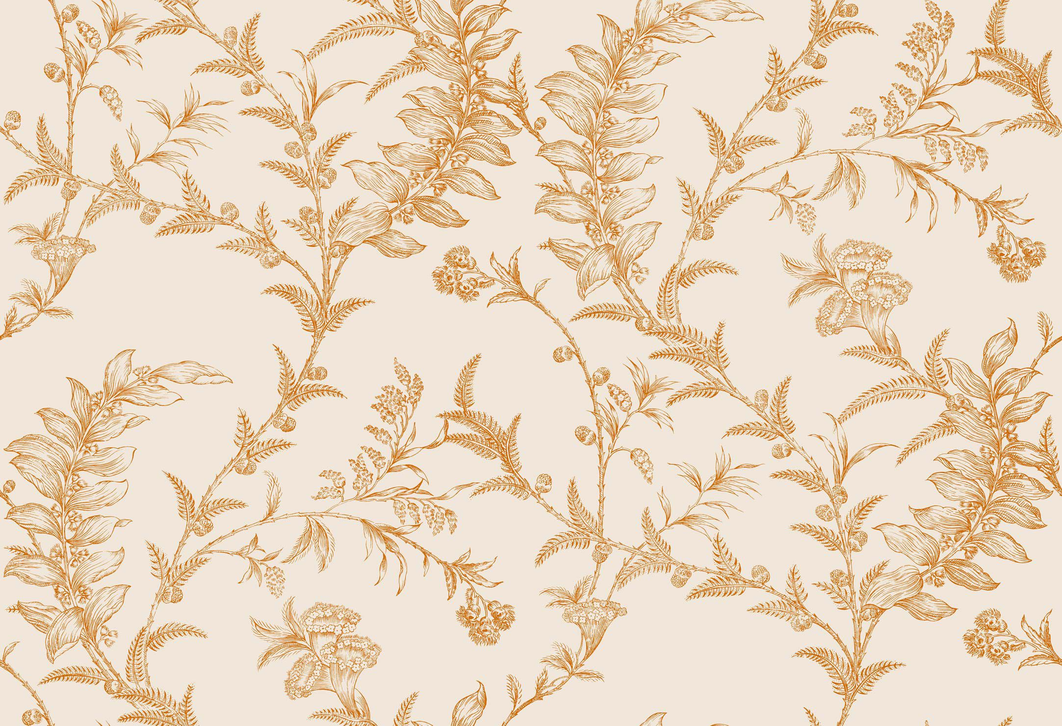 Traditional Wallpaper