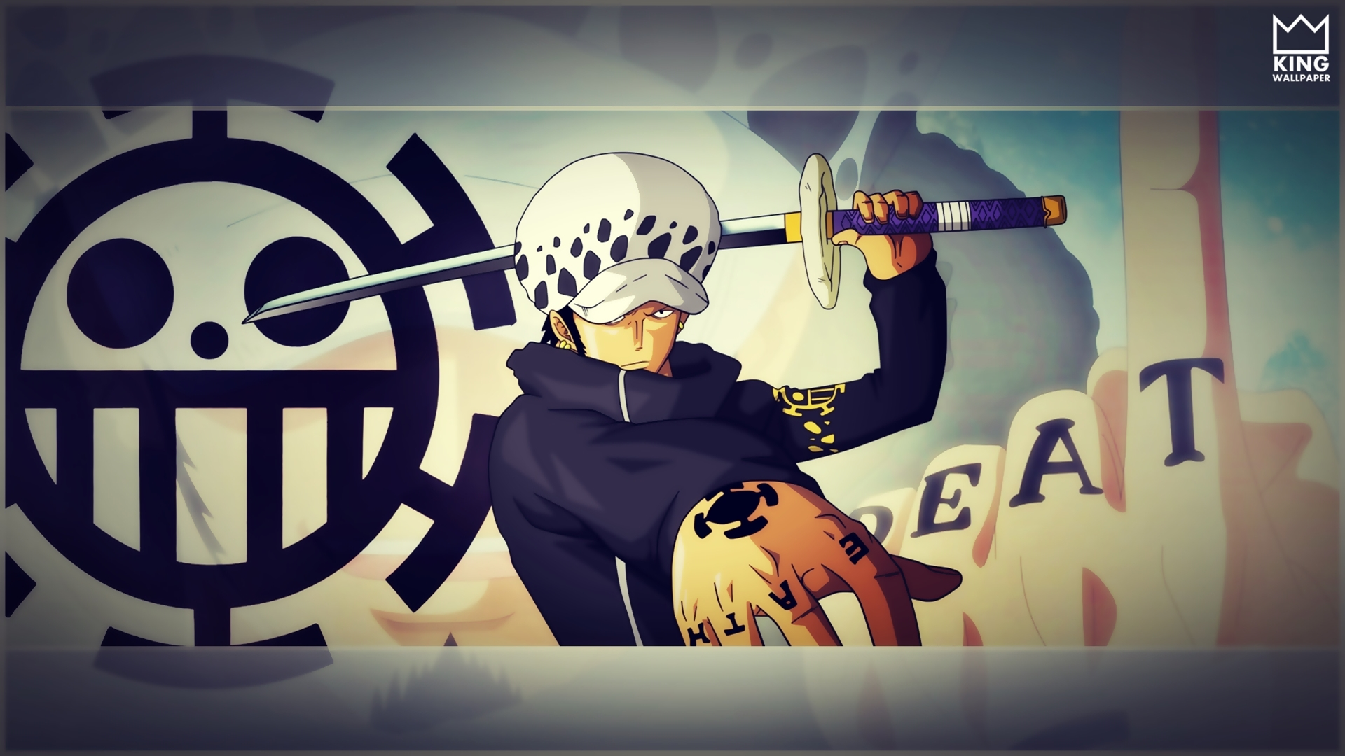 Trafalgar Law One Piece Wallpaper