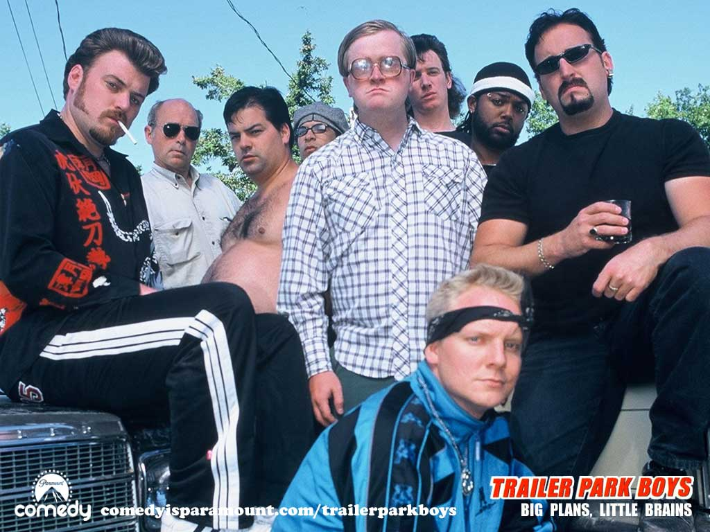 Trailer Park Boys Wallpaper