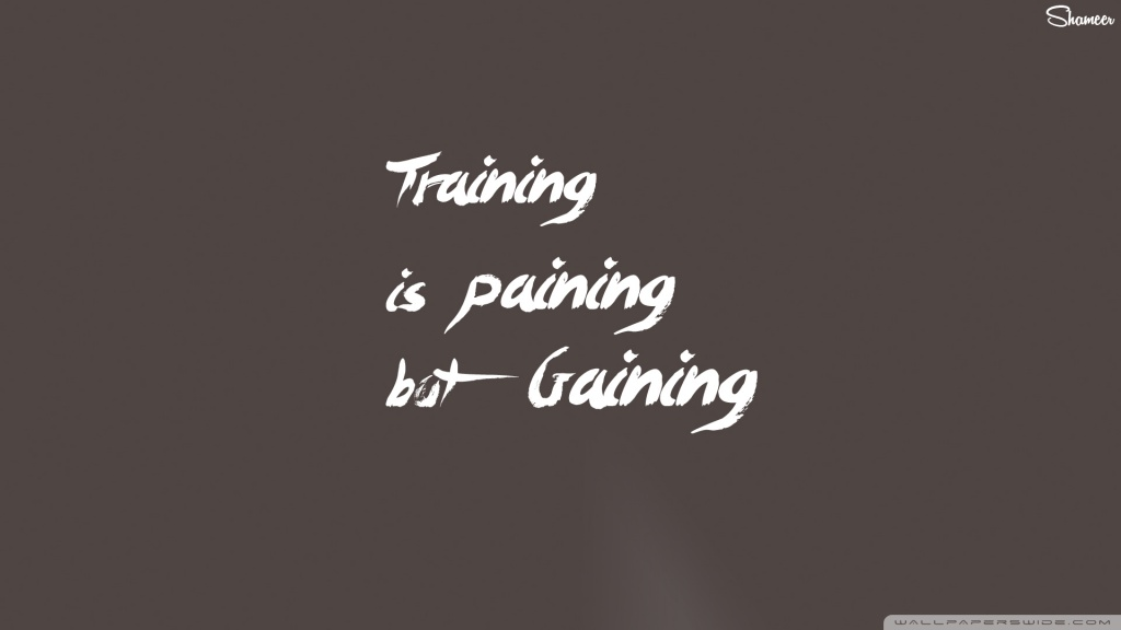 Training Wallpapers