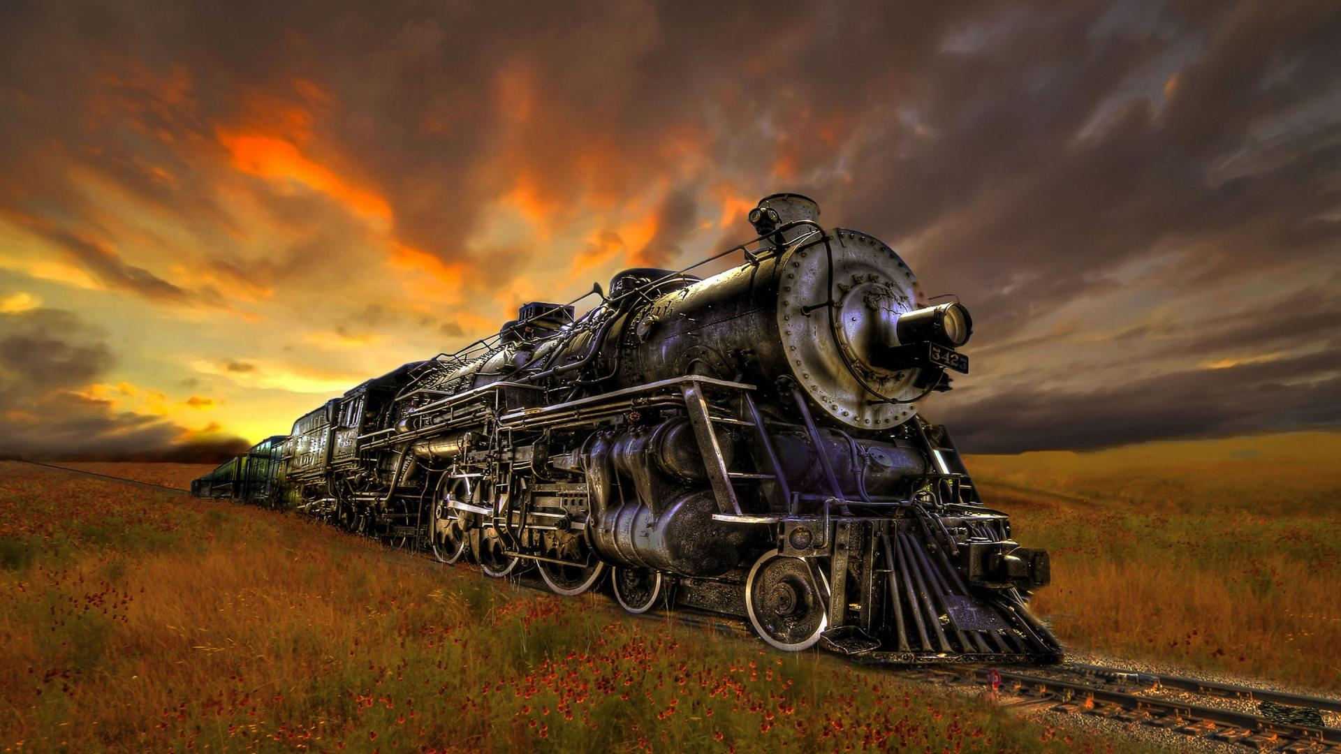 Trains Wallpapers HD