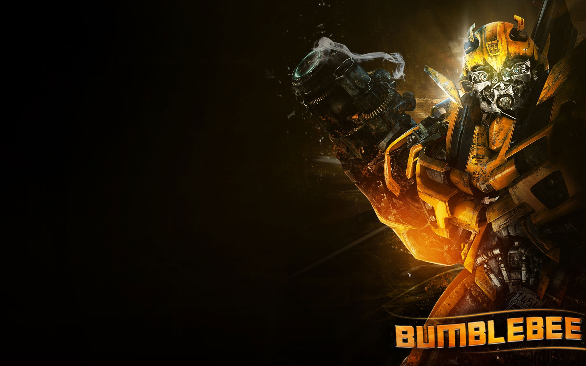 Transformer Bumblebee Wallpaper