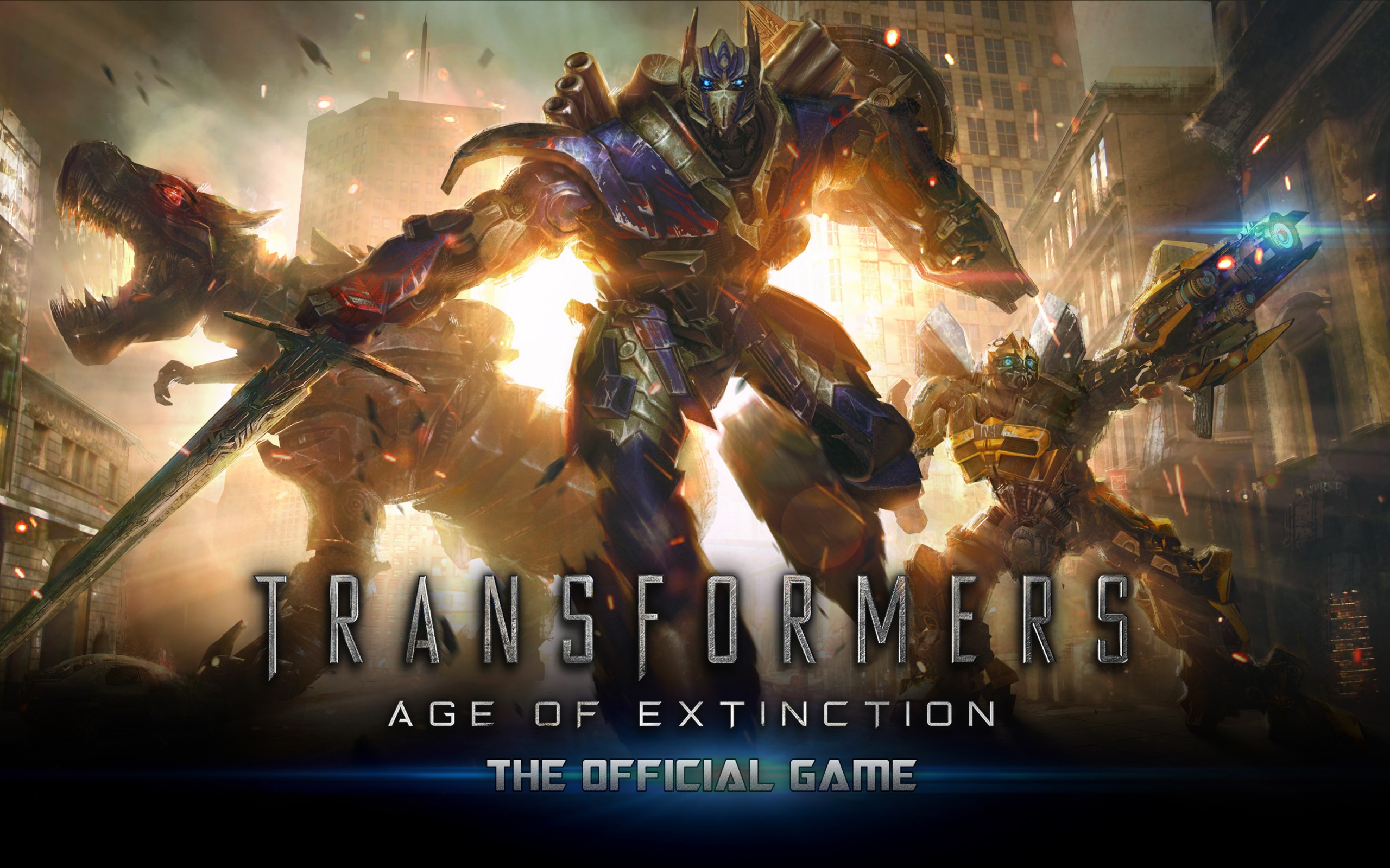 Transformers Age Of Extinction HD Wallpapers
