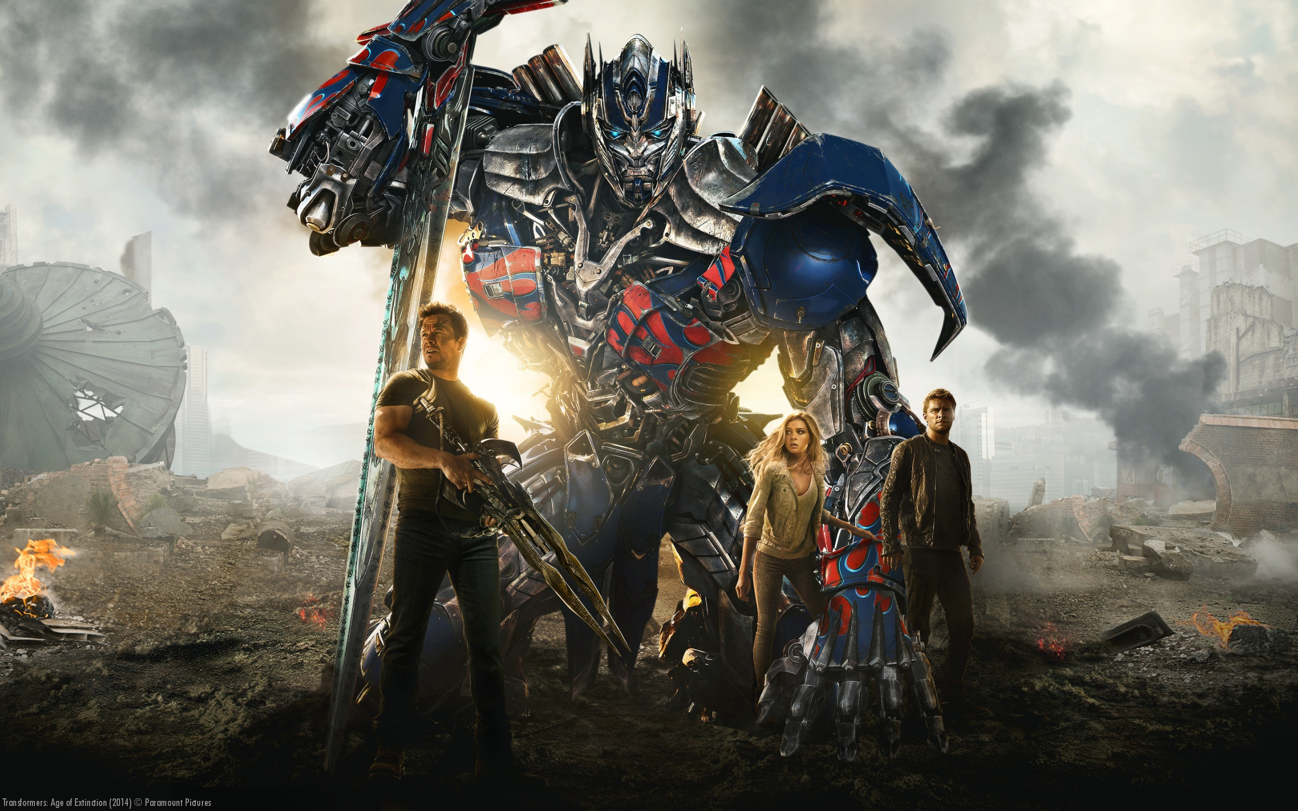 Transformers Age Of Extinction Wallpaper