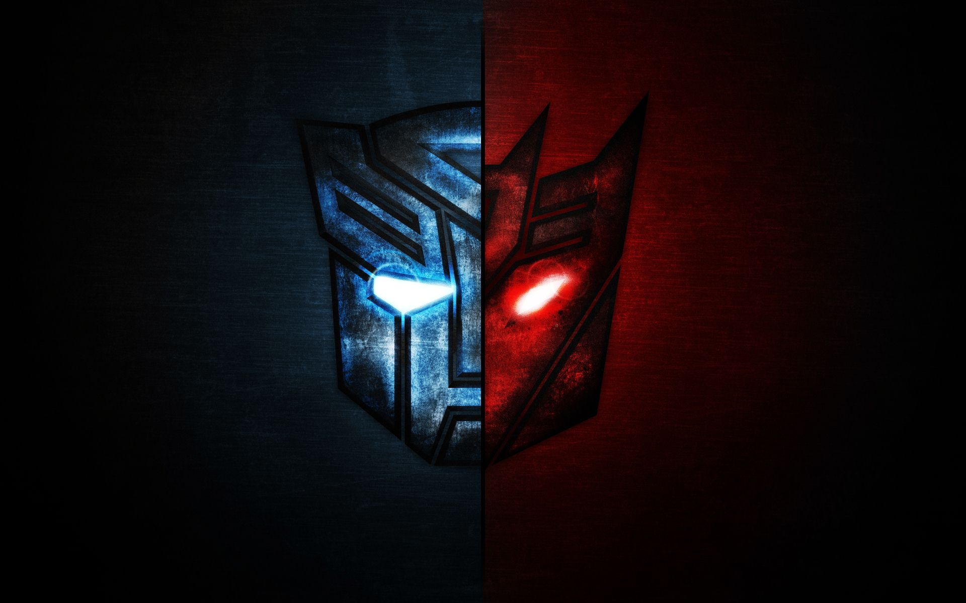 Transformers Logo Wallpaper