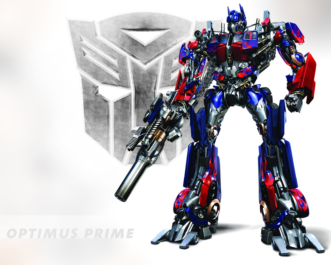 Transformers Optimus Prime Wallpaper