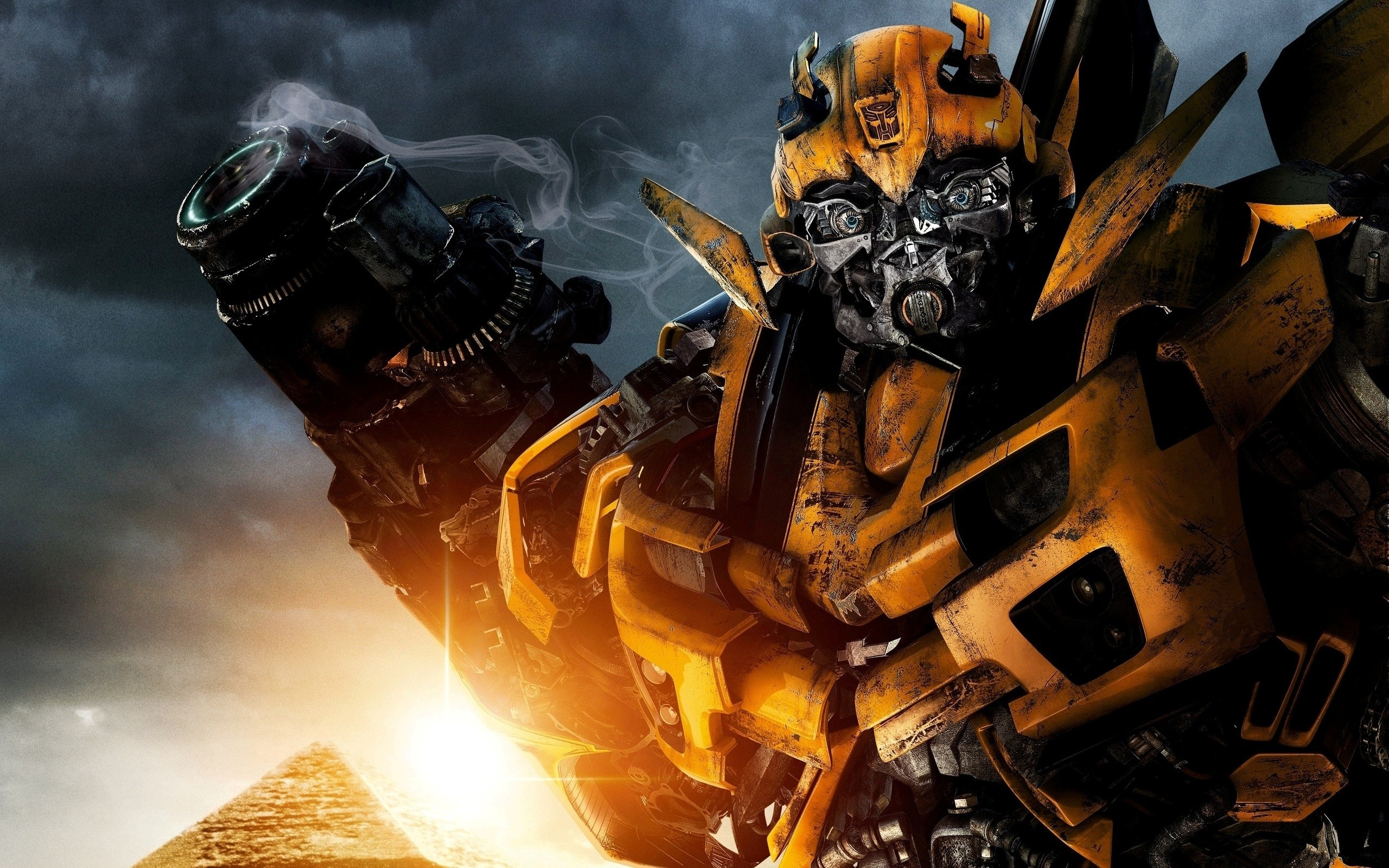 Transformers Wallpaper Bumblebee
