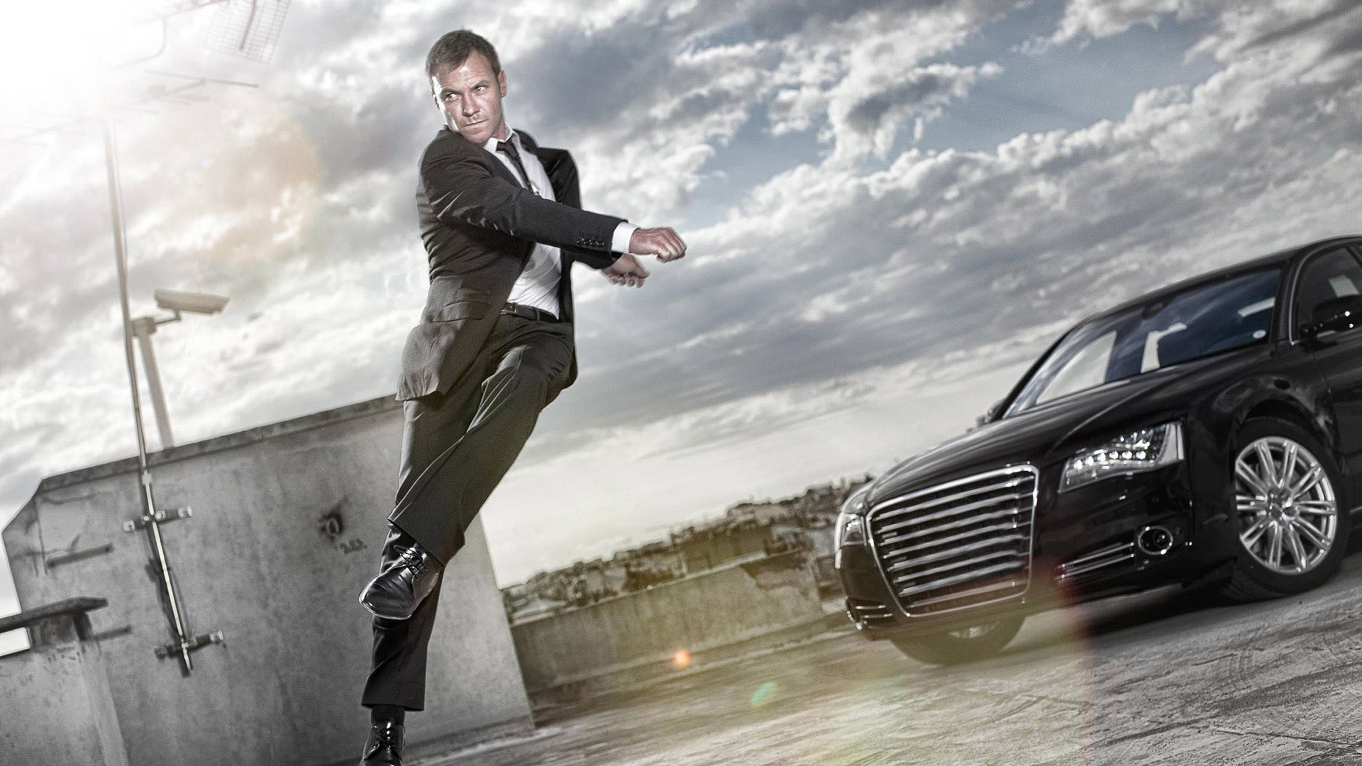 Transporter Wallpaper