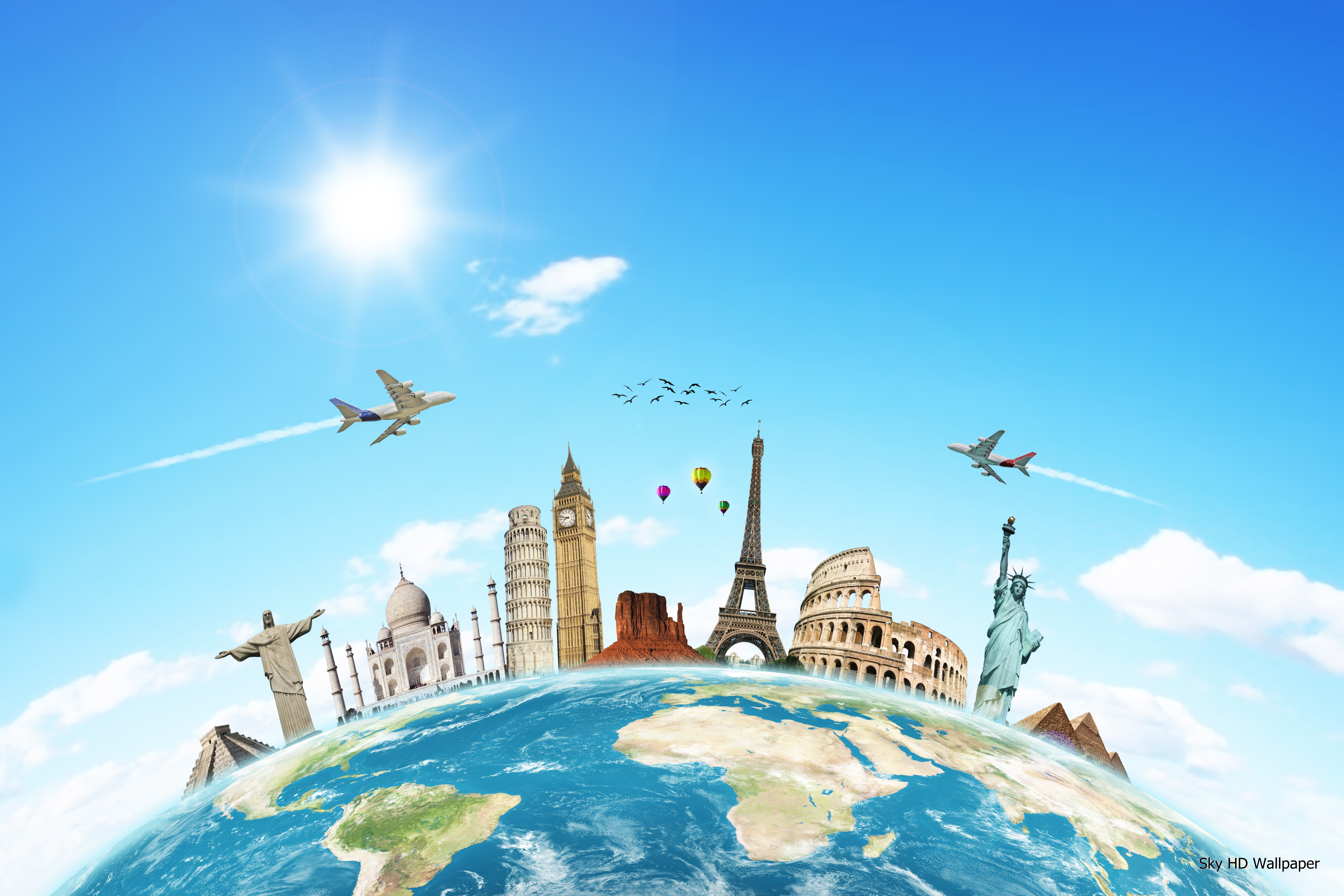 Download Travel Agency Wallpaper Gallery