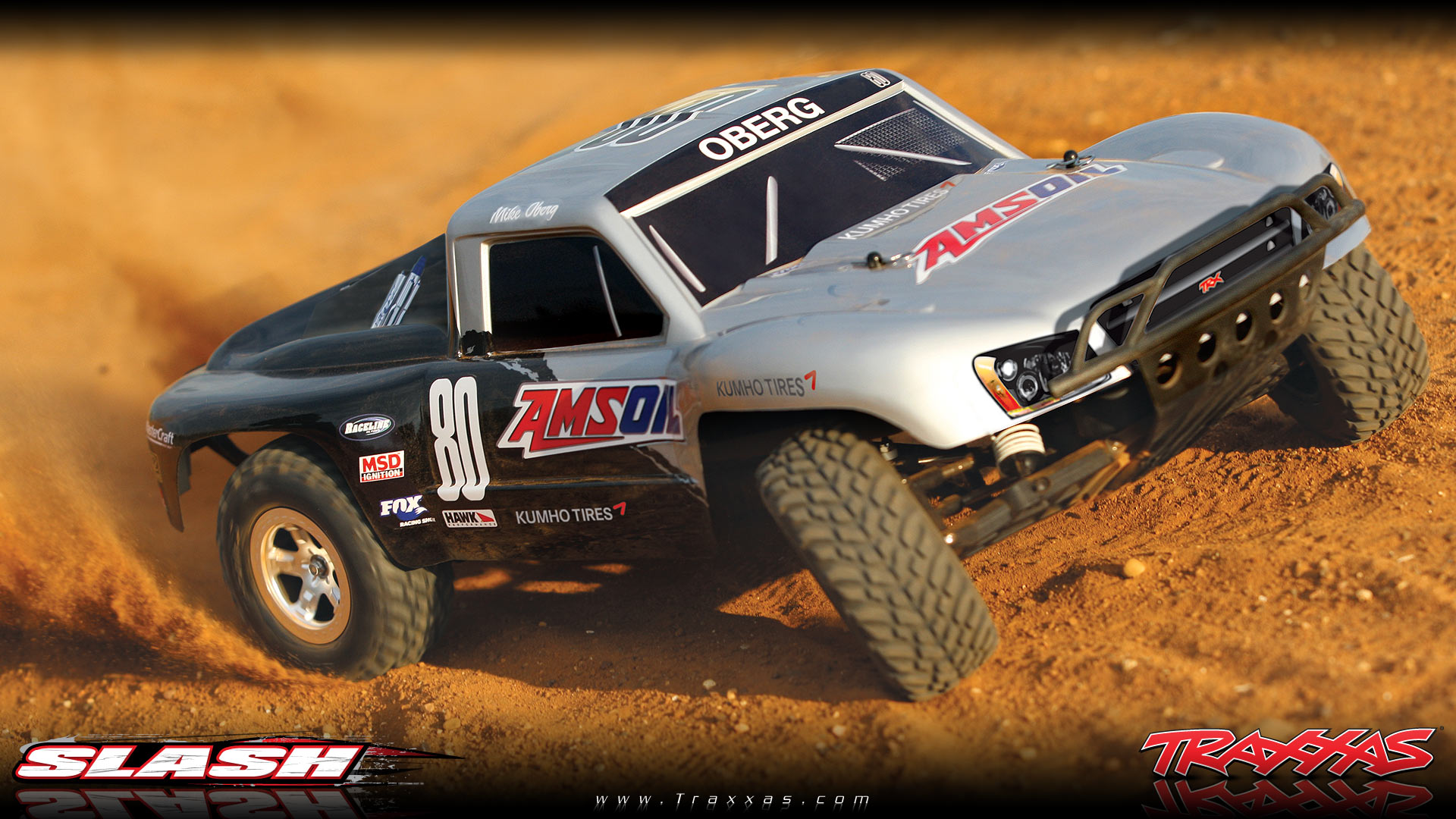 Traxxas Wallpaper