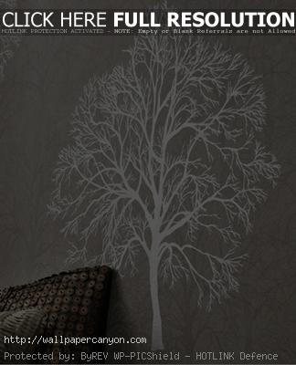 Tree Feature Wallpaper