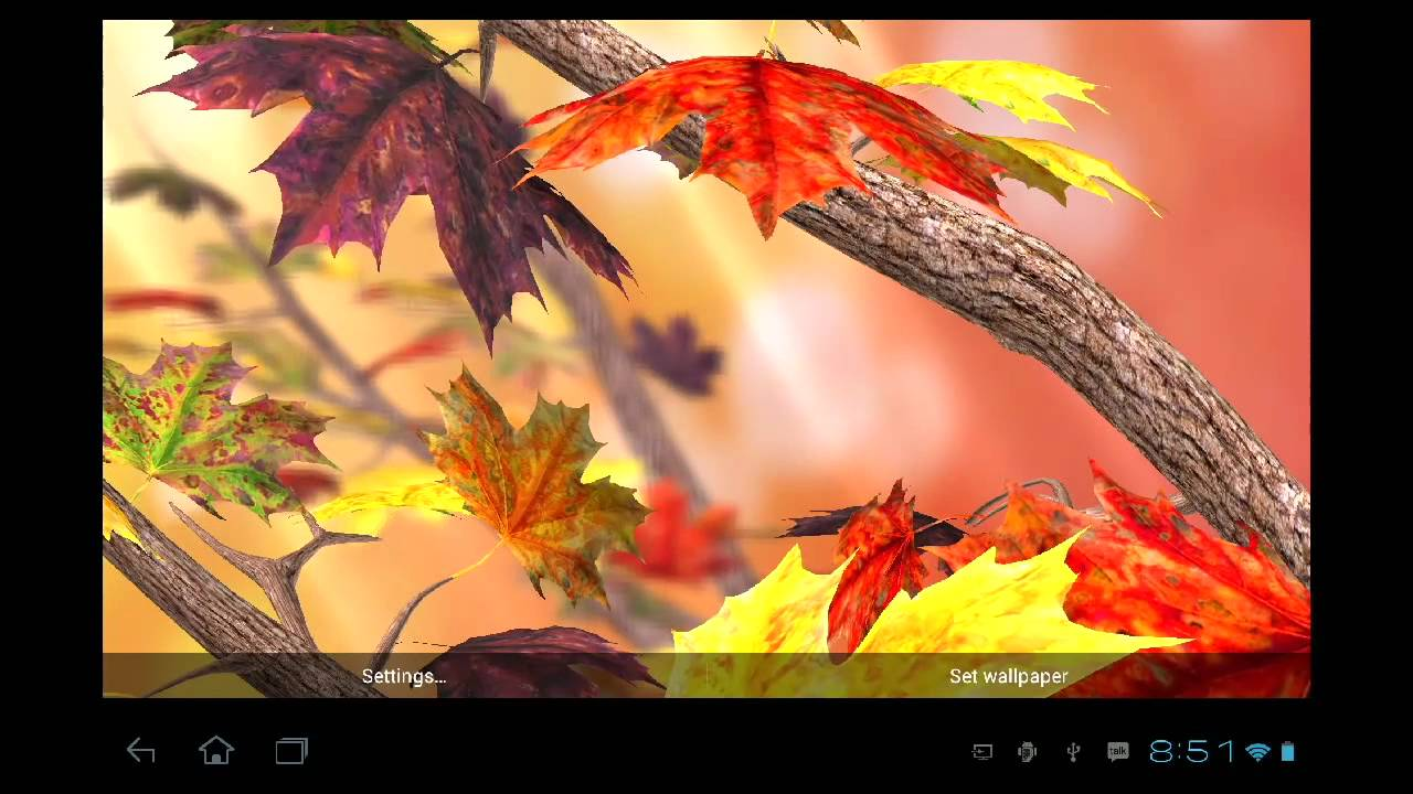 Tree Live Wallpaper