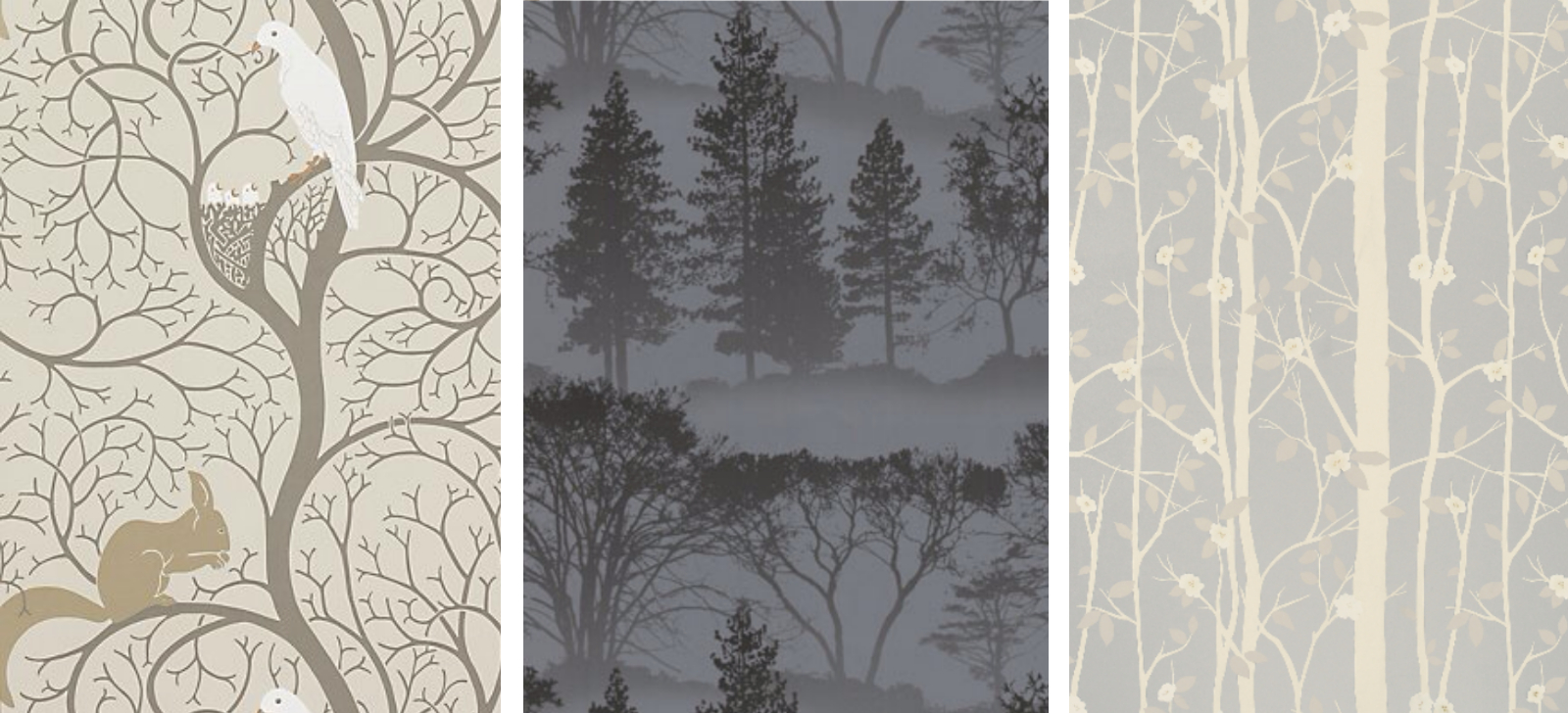 Tree Wallpaper Homebase