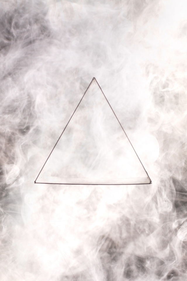 Triangle Iphone Wallpaper