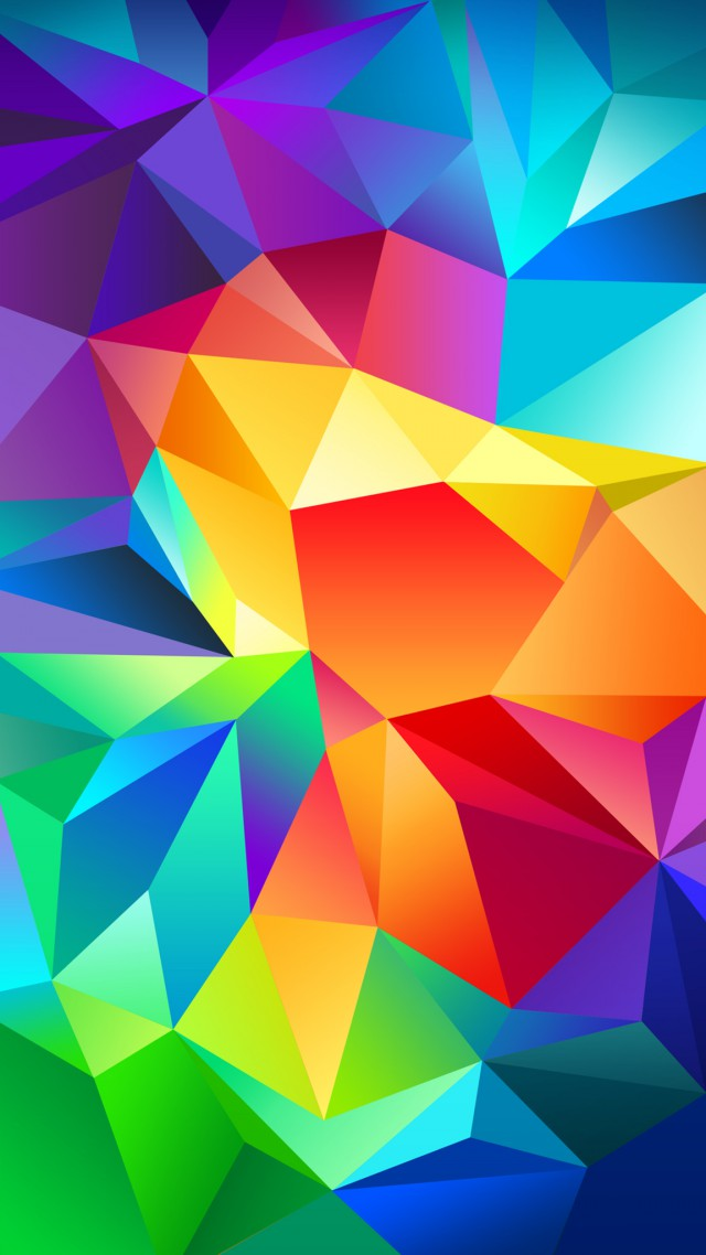 Triangle Pattern Wallpaper
