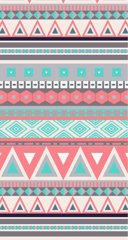 Tribal Pattern Iphone Wallpaper