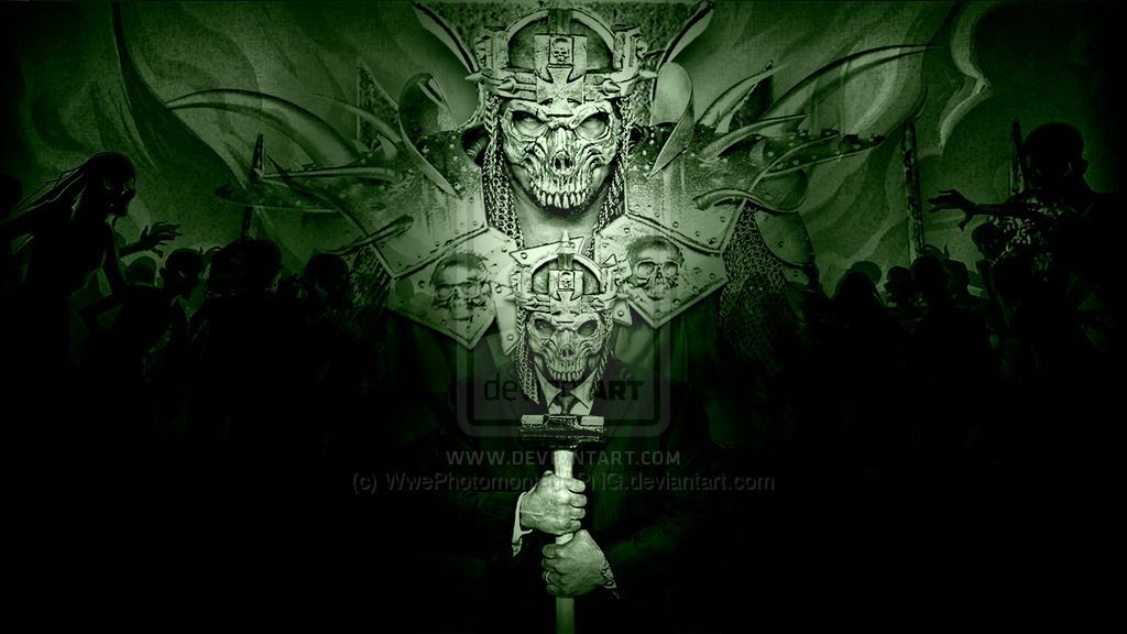 Triple H King Of Kings Wallpaper