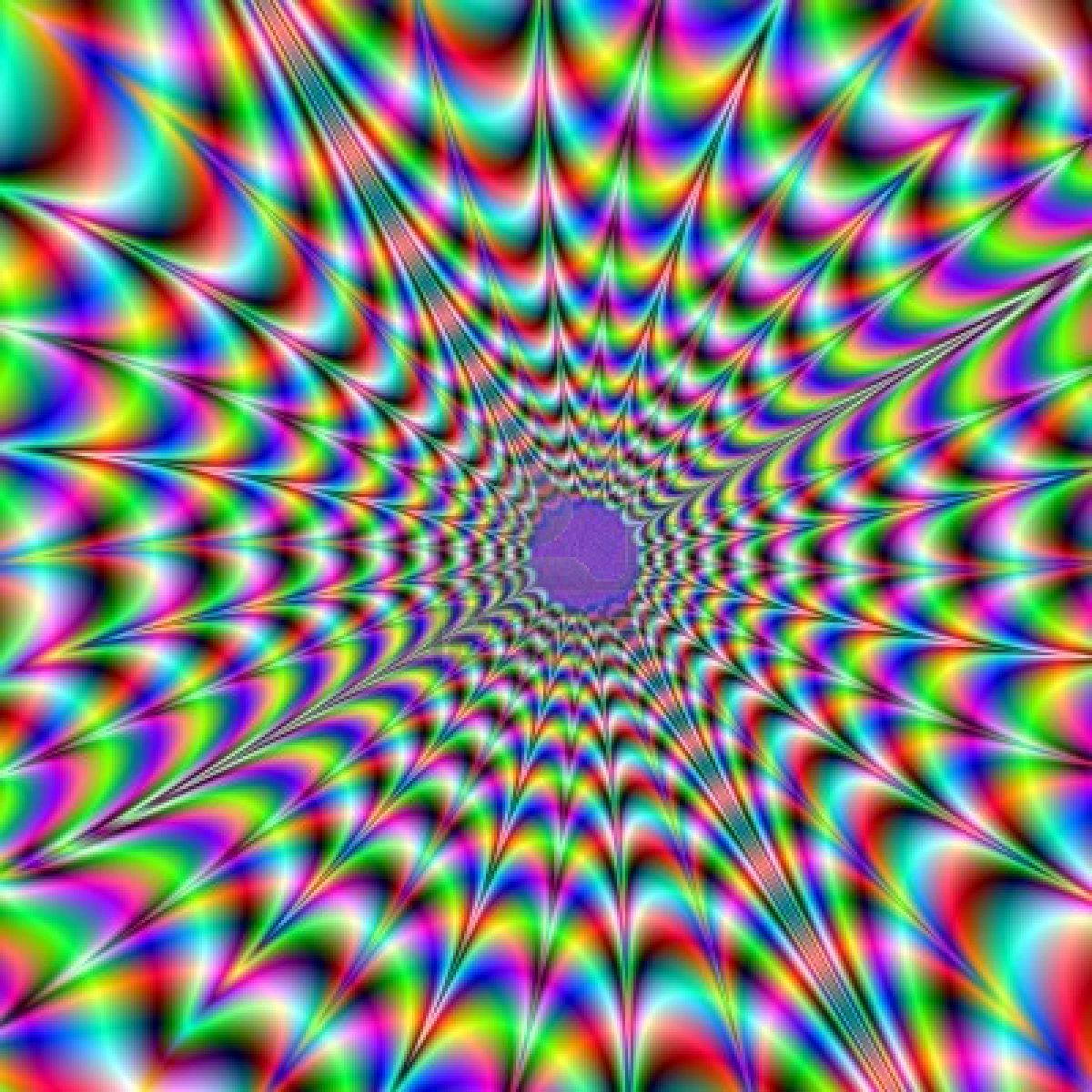 Trippy Animated Wallpapers