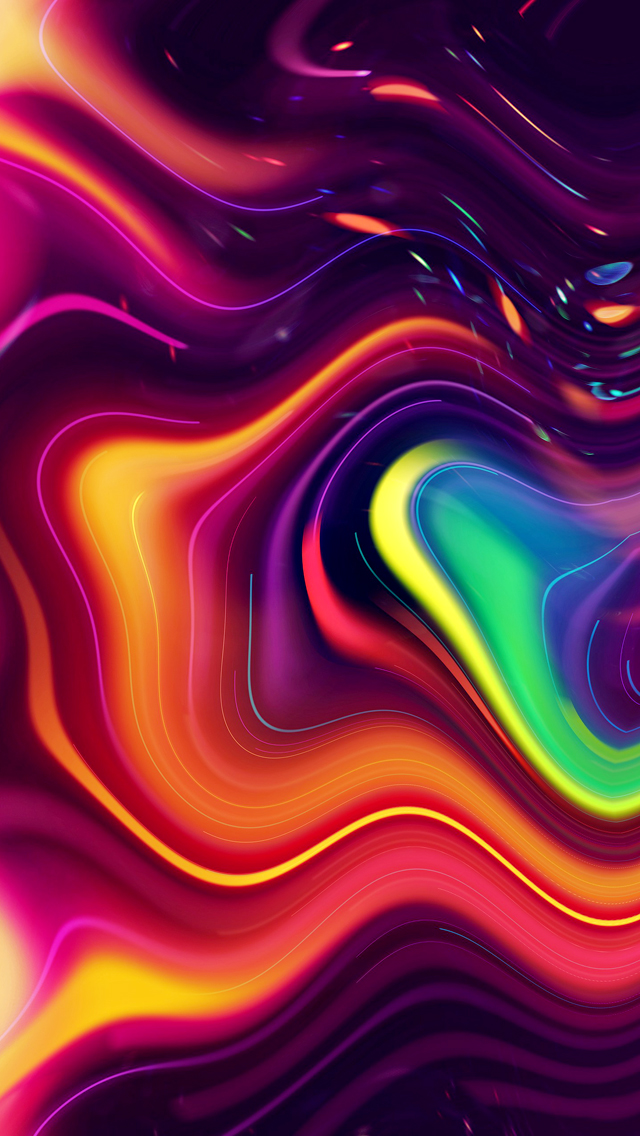 Trippy Iphone 5 Wallpapers