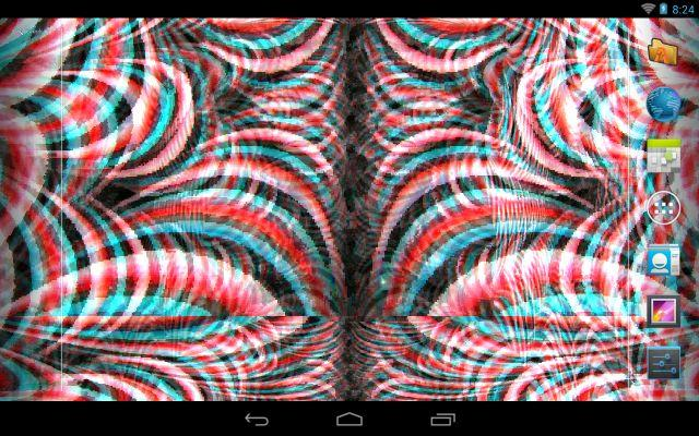 Trippy Live Wallpaper