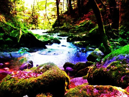 Download trippy nature wallpaper gallery - Trippy nature wallpaper ...