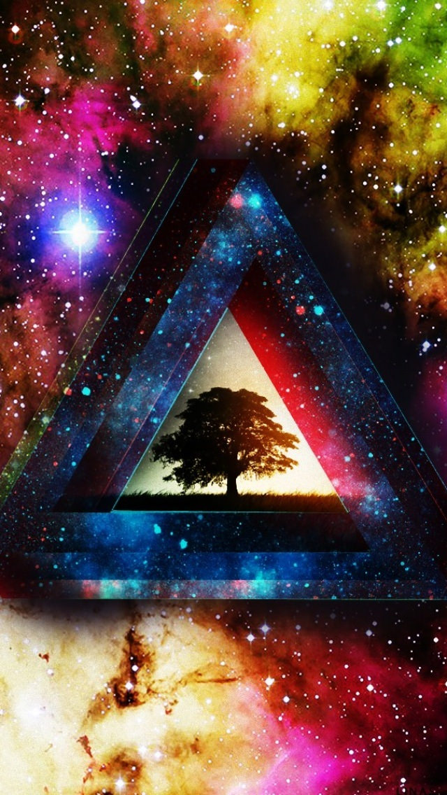 Download Trippy Wallpaper Iphone Gallery