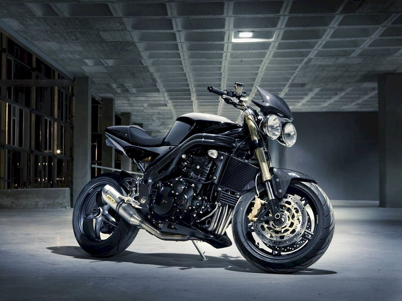 Triumph Motorcycles Wallpaper