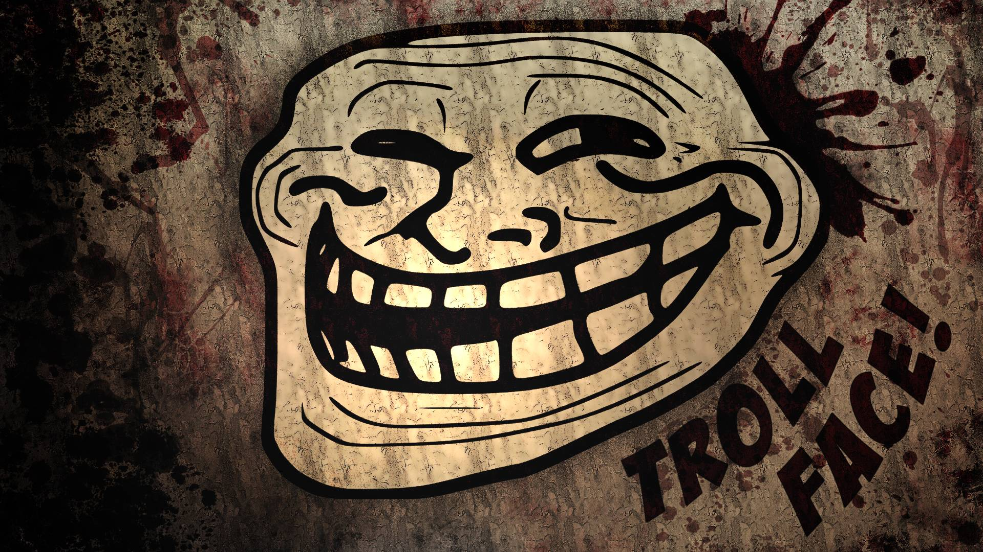 Troll Face Wallpaper