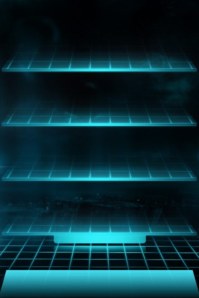 Tron Iphone 5 Wallpaper