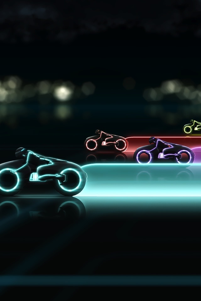 Download Tron Iphone W...