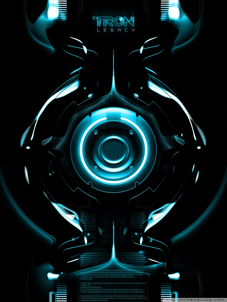 Download Tron Mobile Wallpaper Gallery