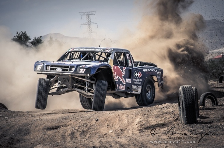 Trophy Truck Wallpaper
