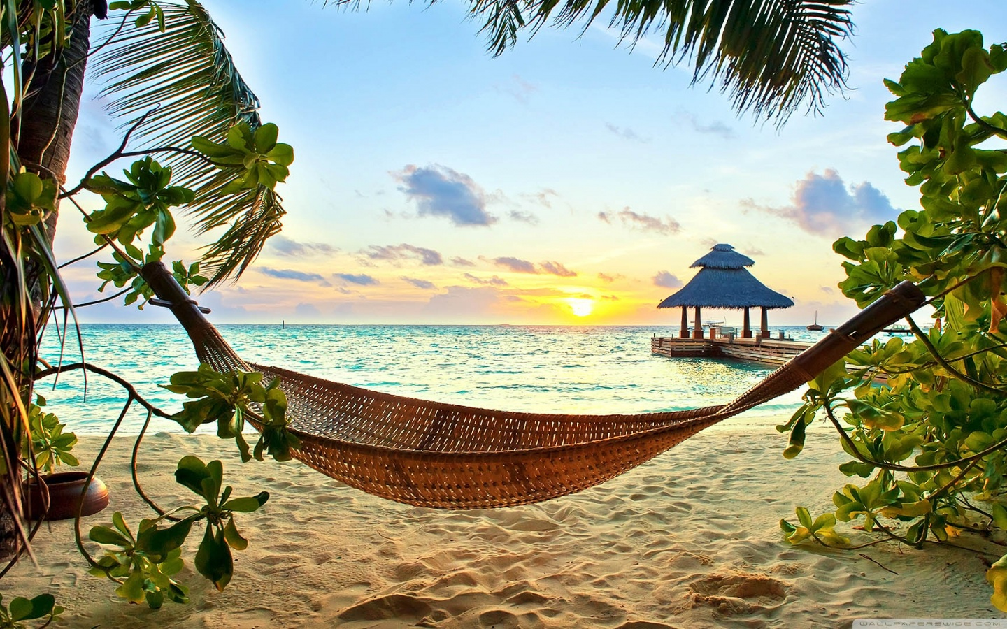 Tropical Paradise Wallpaper High Resolution: Download Wallpapers That Say Your Name Gallery