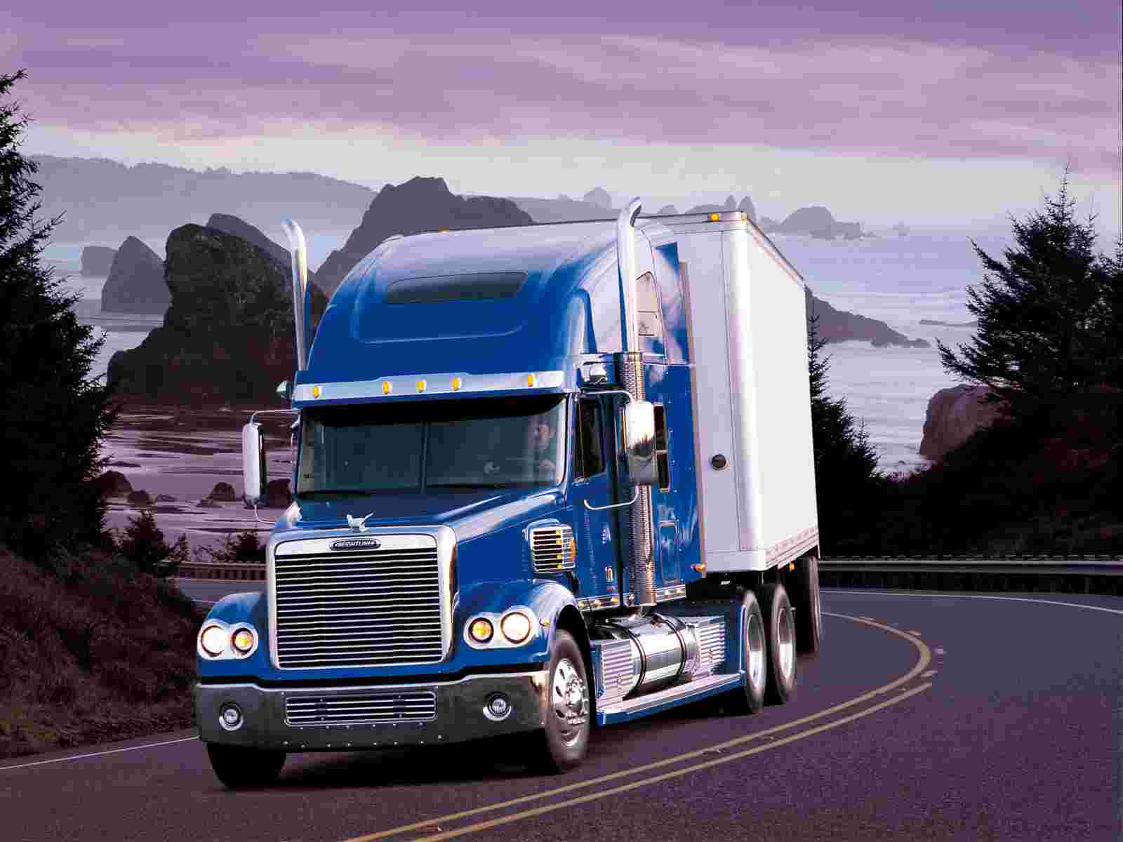 Trucker Wallpaper