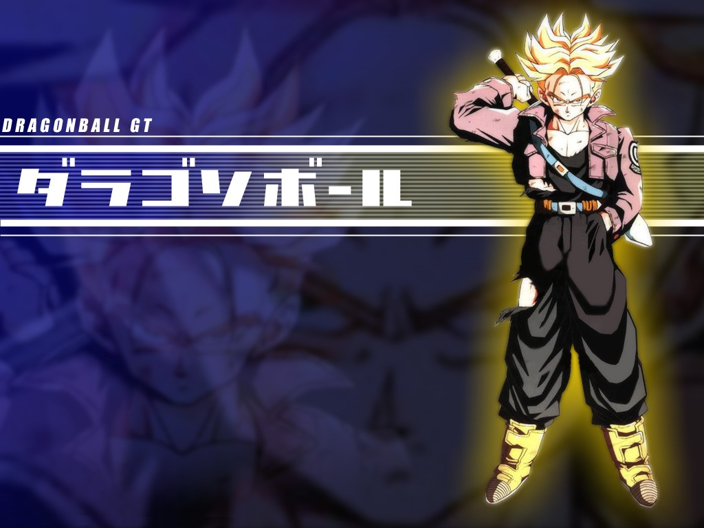Trunks Super Saiyan Wallpaper
