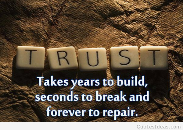 Trust Wallpapers With Quotes