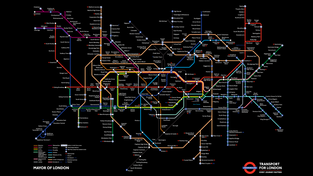 Download Tube Map Wallpaper Gallery