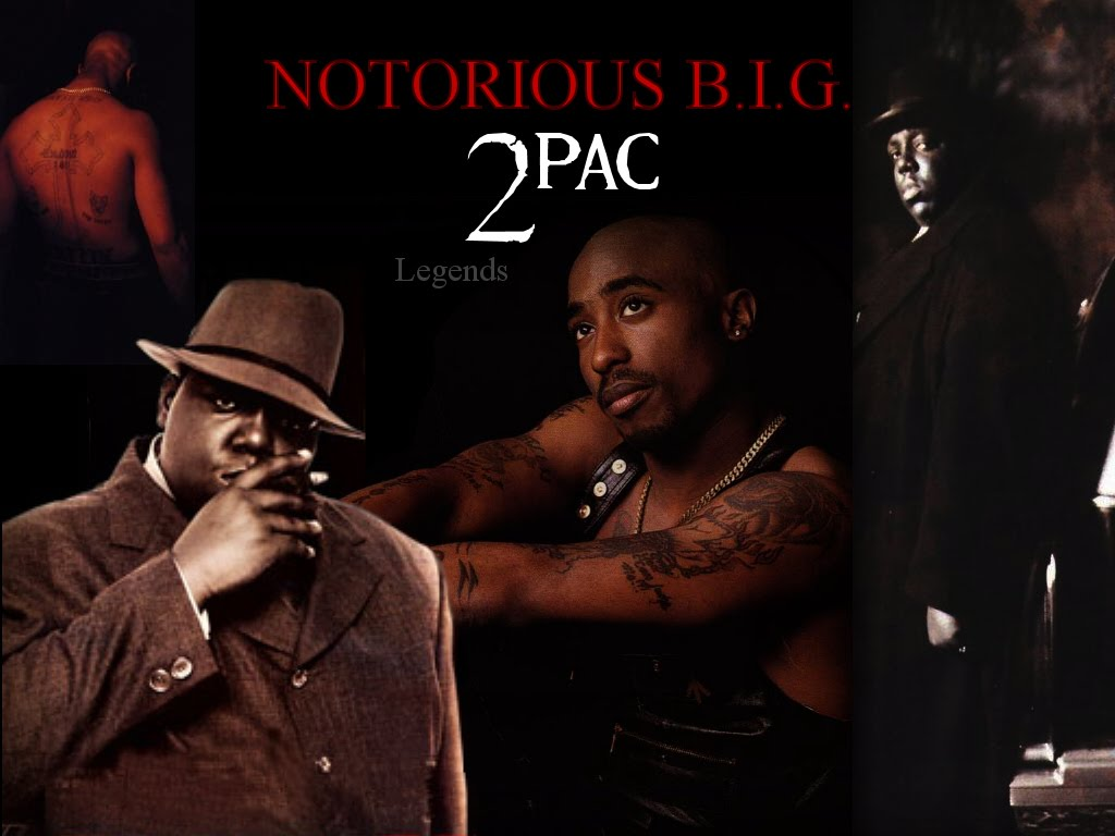 Tupac And Biggie Wallpaper