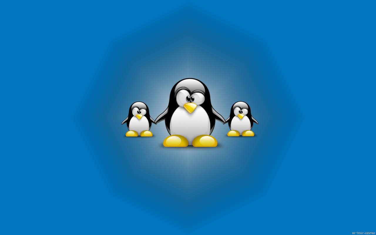 Tux Wallpapers